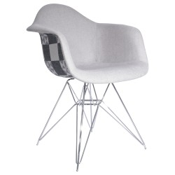 Eames DAR Patchwork chair