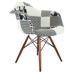 Eames DAW Chair - Patchwork