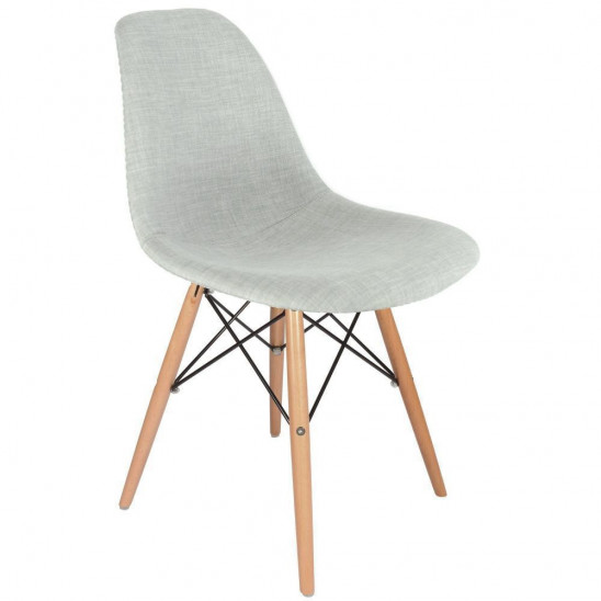 Eames Upholstered DSW Chair
