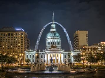Projet Gateway Arch de St Louis